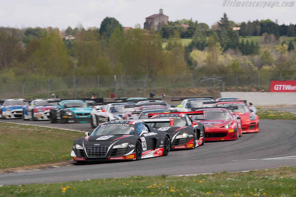 Championship Race Start    - 2012 Coupes de Paques
