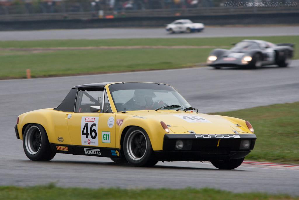 Porsche 914/6    - 2012 Coupes de Paques