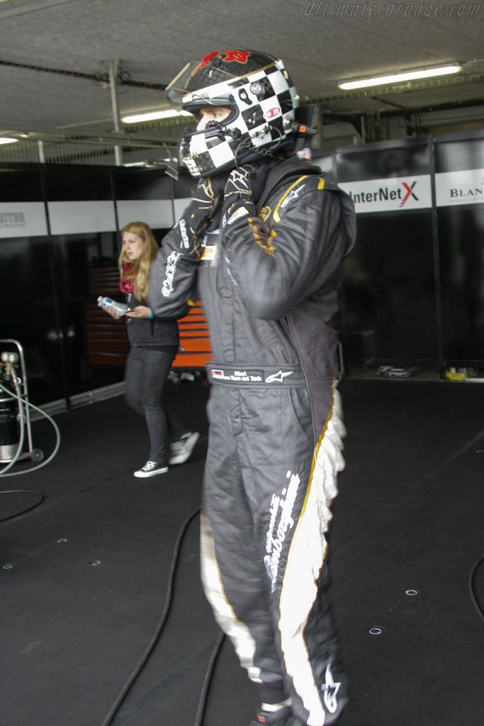 Albert Von Thurn und Taxis    - 2012 Coupes de Paques