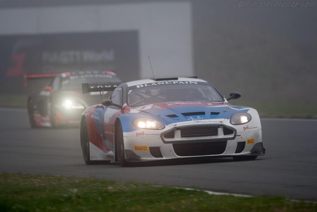 Aston Martin DBRS9 - Chassis: DBRS9/24   - 2012 Coupes de Paques