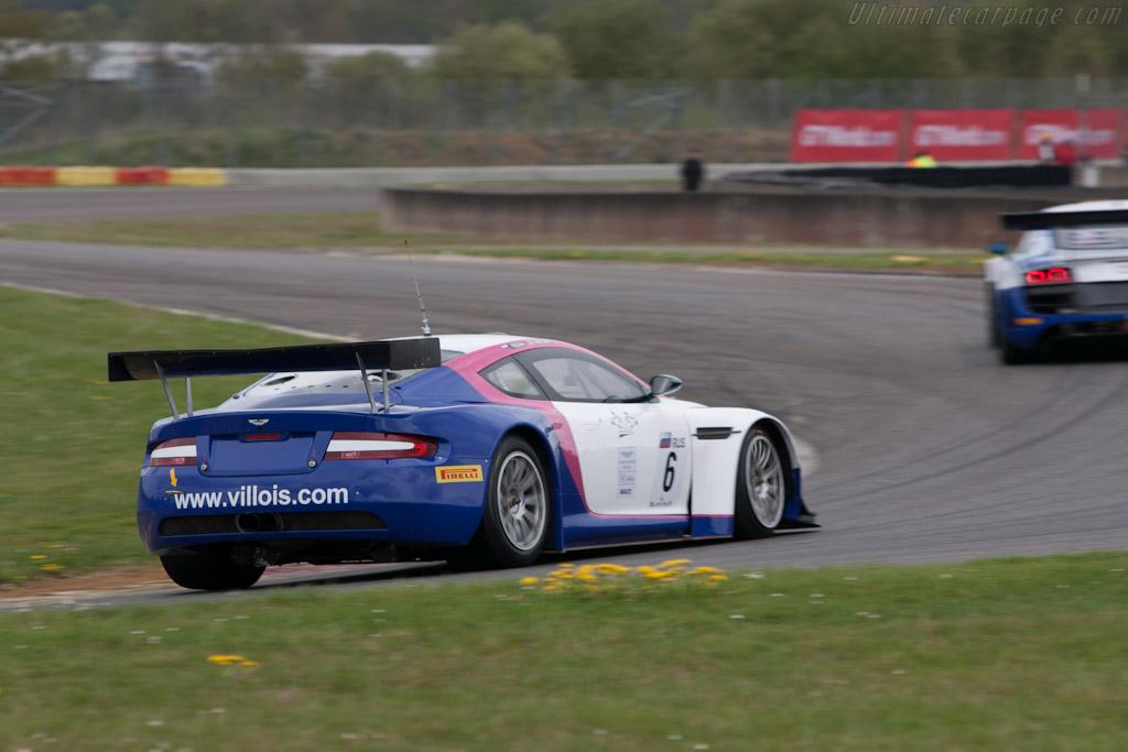 Aston Martin DBRS9    - 2012 Coupes de Paques