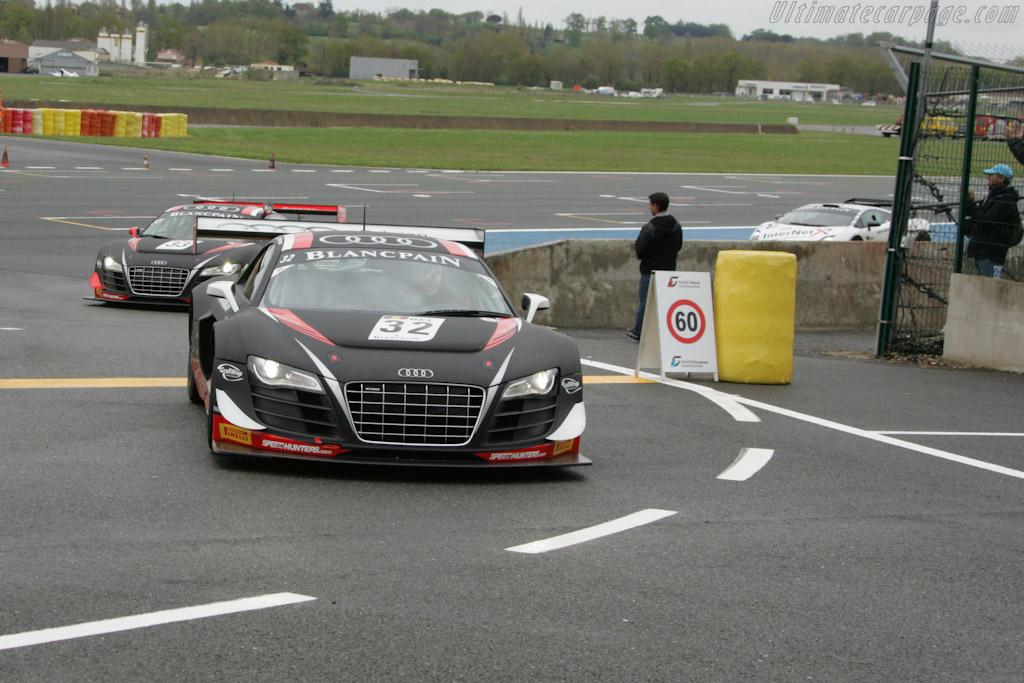 Audi One-Two    - 2012 Coupes de Paques