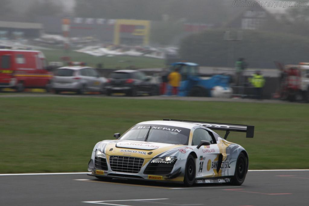 Audi R8 LMS    - 2012 Coupes de Paques