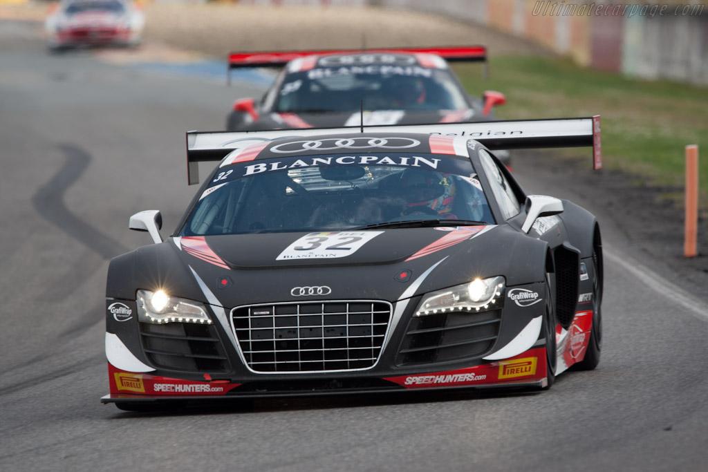 Audi R8 Lms Ultra 2012 Coupes De Paques