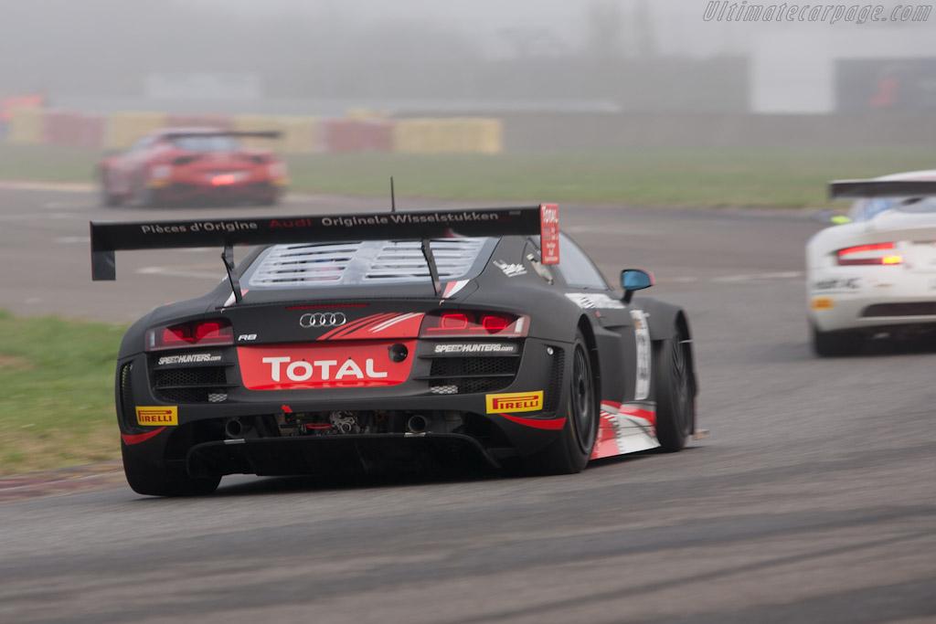 Audi R8 LMS Ultra    - 2012 Coupes de Paques