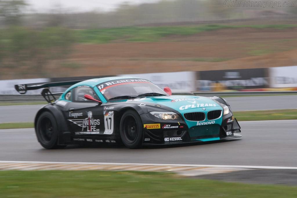Bmw Z4 Gt3 2012 Coupes De Paques