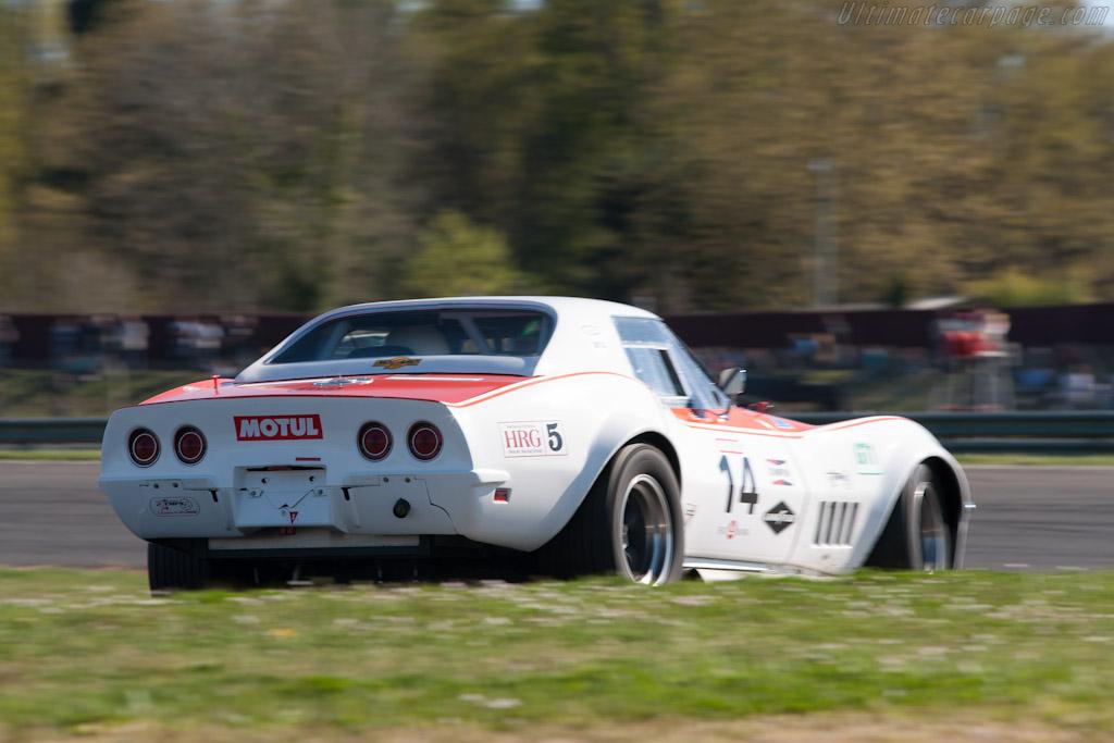 Chevrolet Corvette    - 2012 Coupes de Paques