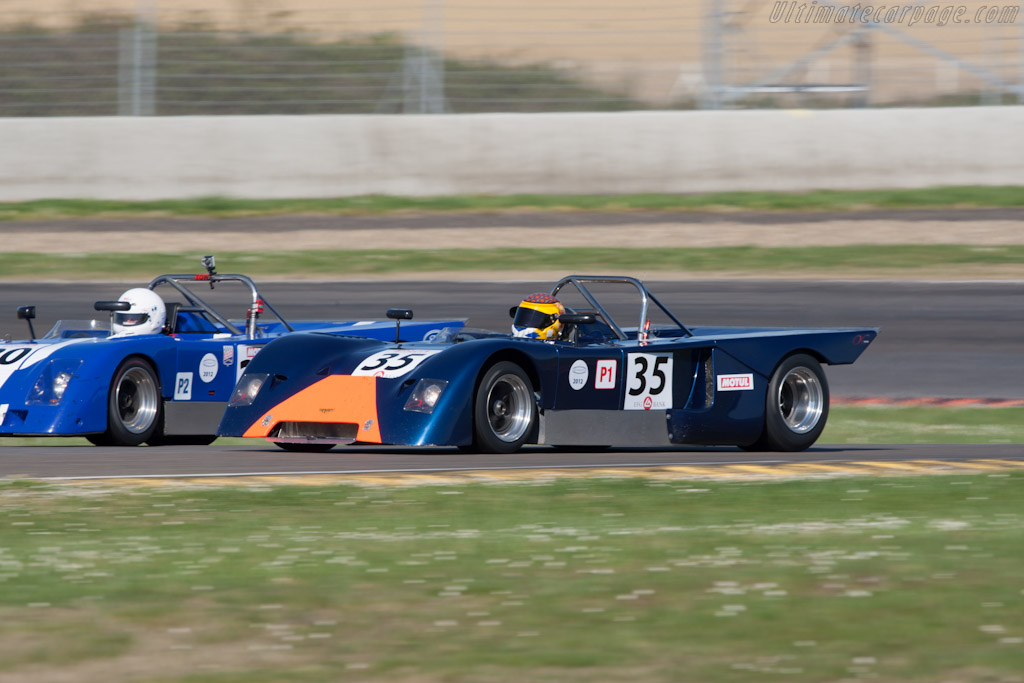Chevron B19 - Chassis: B19-71-17   - 2012 Coupes de Paques