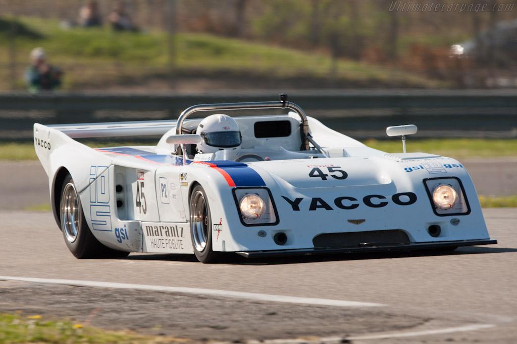 Chevron B36 - Chassis: 36-76-04 - Driver: Martin O'Connell  - 2012 Coupes de Paques