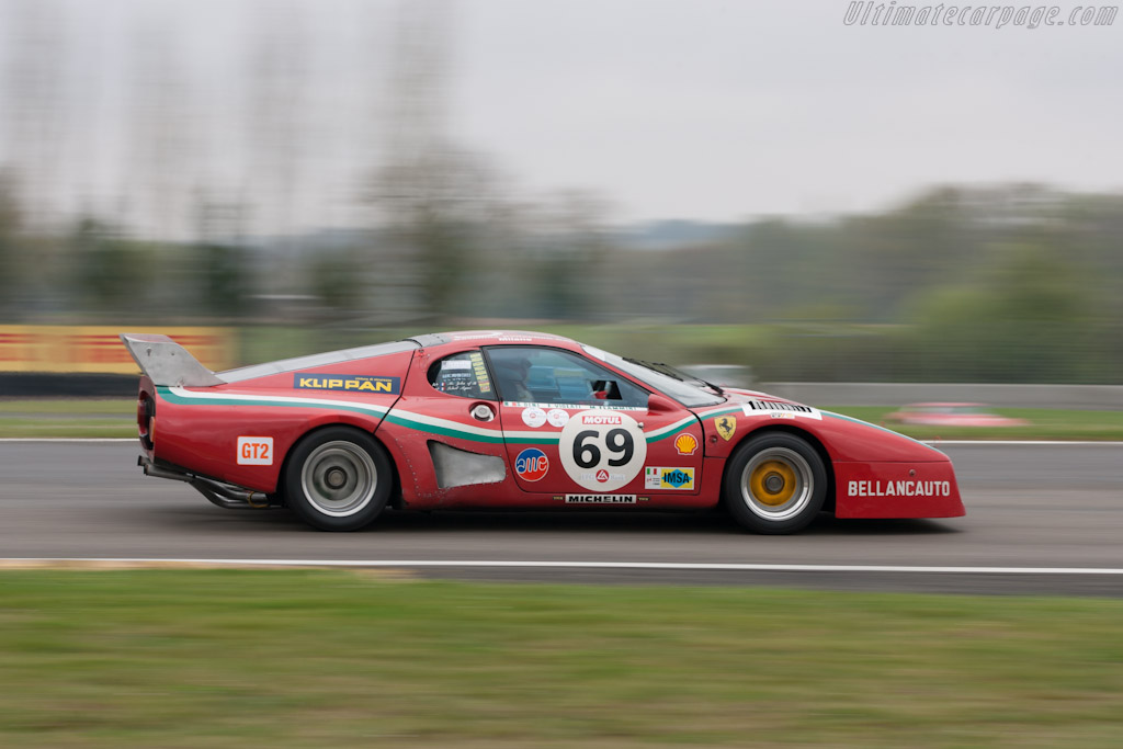 Ferrari 512 BB LM - Chassis: 28601 - Driver: Mr John of B  - 2012 Coupes de Paques