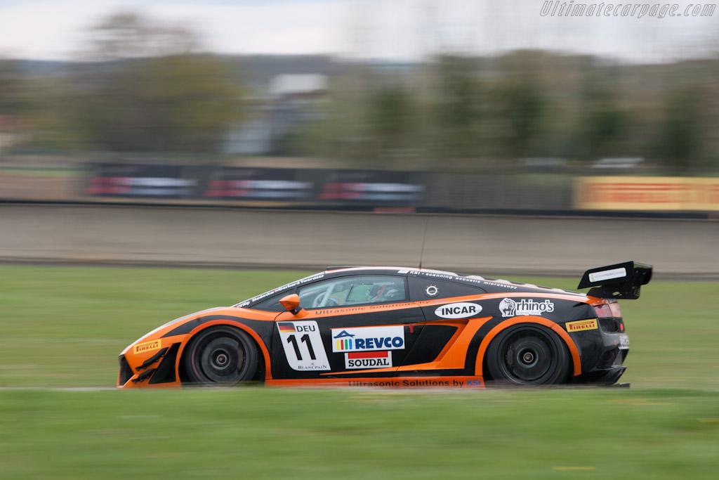Lamborghini Gallardo LP600 GT3    - 2012 Coupes de Paques