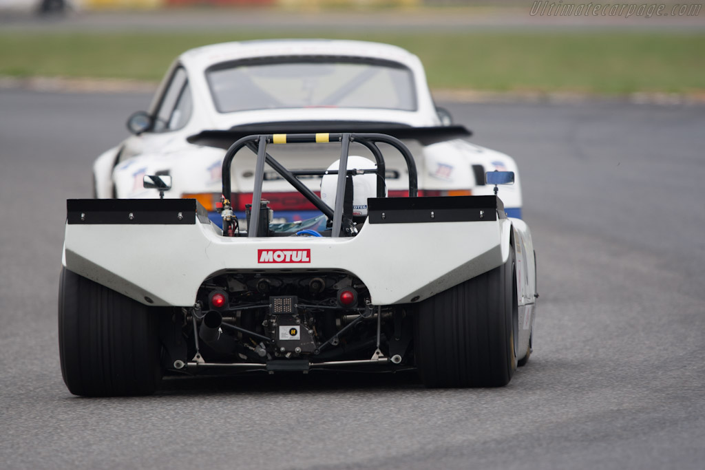 Lola T212 - Chassis: HU22   - 2012 Coupes de Paques