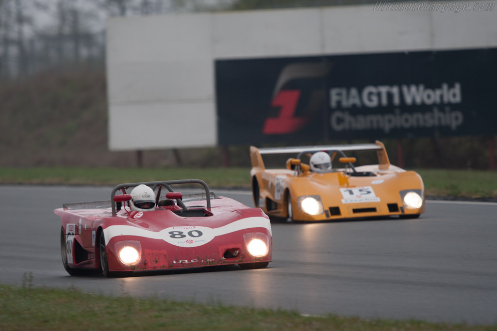 Lola T280 - Chassis: HU4   - 2012 Coupes de Paques
