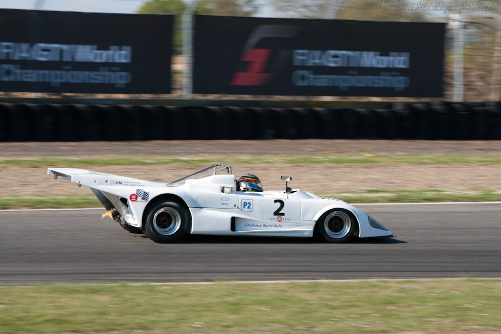 Lola T298 - Chassis: HU106   - 2012 Coupes de Paques