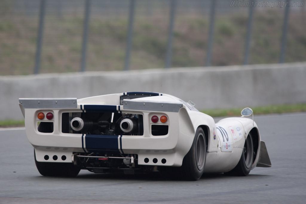 Lola T70 Mk3B    - 2012 Coupes de Paques