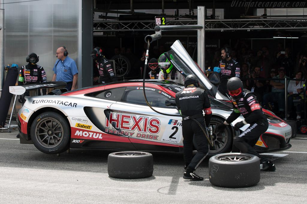 McLaren MP4-12C GT3 - Chassis: 020   - 2012 Coupes de Paques
