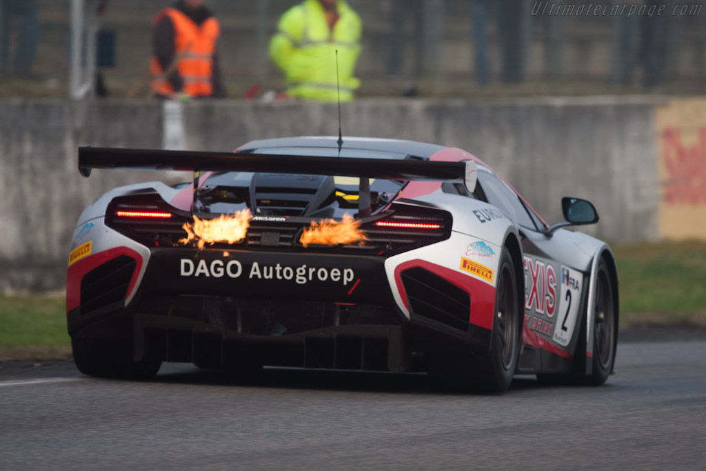 McLaren MP4-12C GT3    - 2012 Coupes de Paques