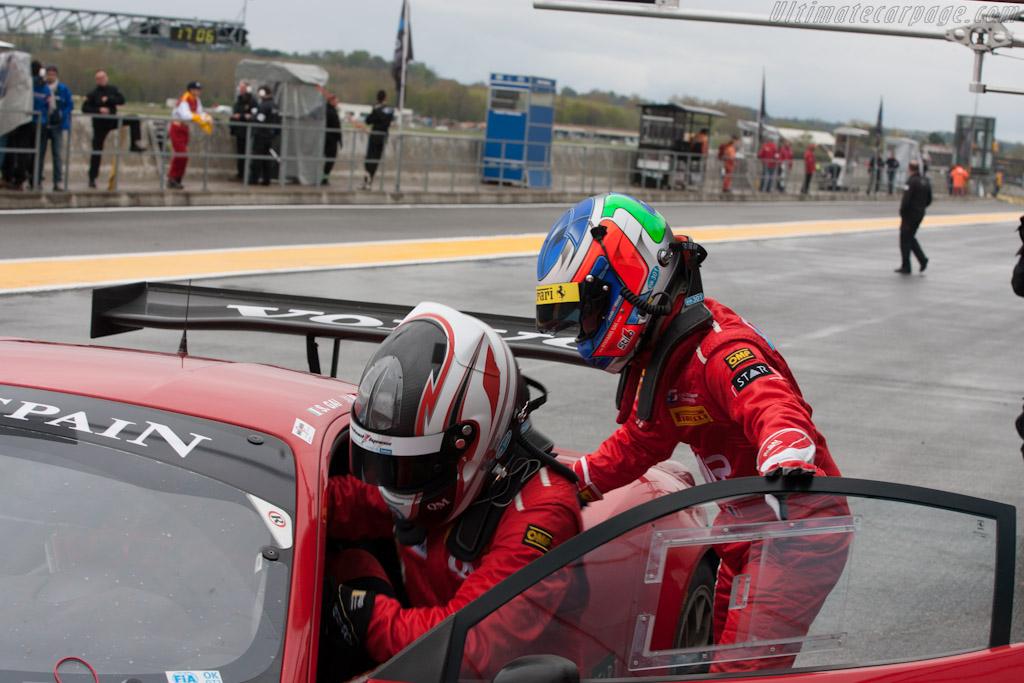Michael Lyons and Stefano Gai    - 2012 Coupes de Paques
