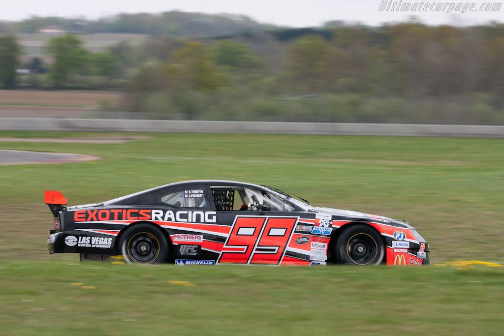 NASCAR    - 2012 Coupes de Paques