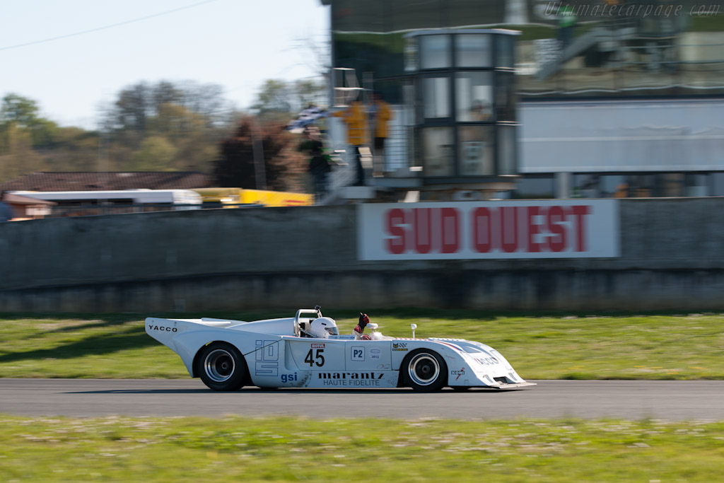O'Connell takes the flag    - 2012 Coupes de Paques