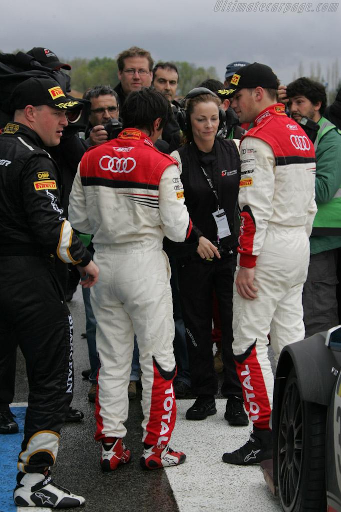 Ortelli and Vanthoor    - 2012 Coupes de Paques