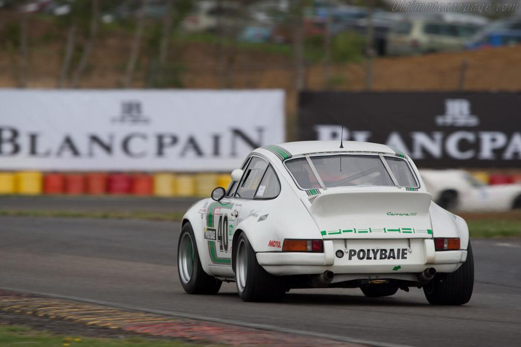 Porsche 911 Carrera RS 2.7    - 2012 Coupes de Paques