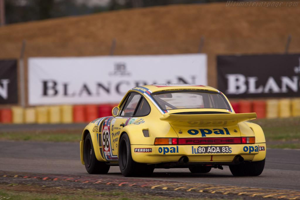 Porsche 911 Carrera RSR 3.0 - Chassis: 911 460 9059   - 2012 Coupes de Paques