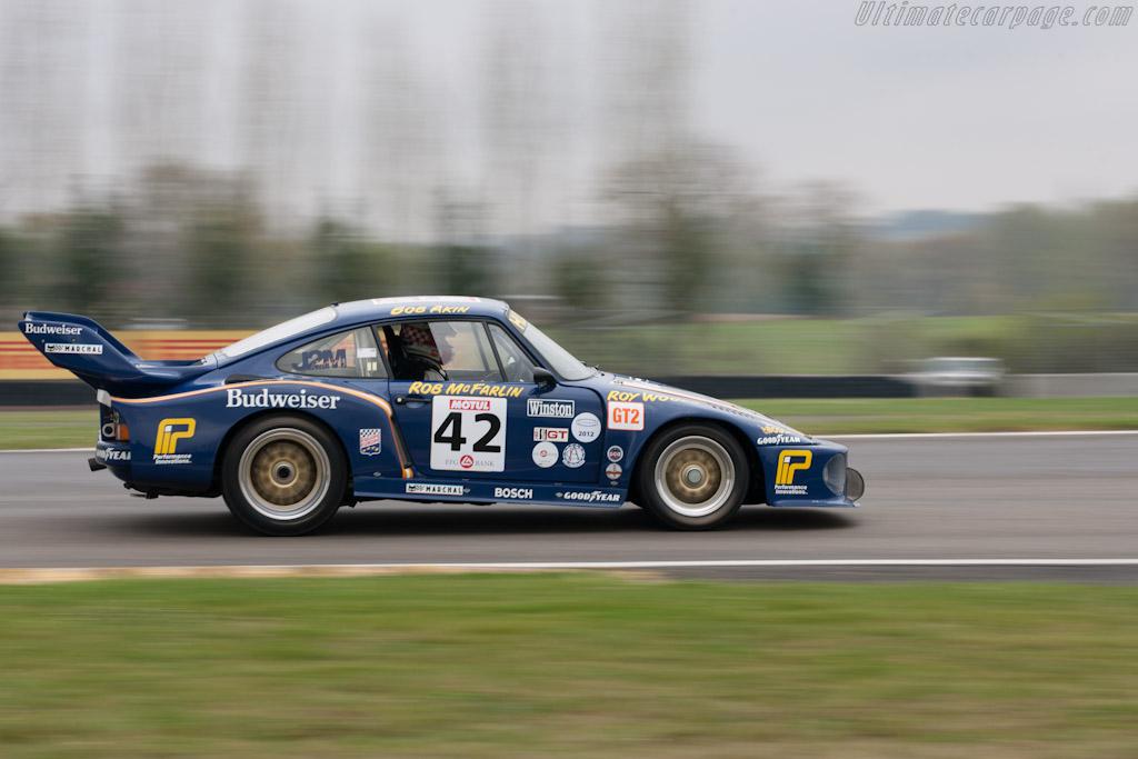Porsche 935/77 - Chassis: 930 770 0910   - 2012 Coupes de Paques