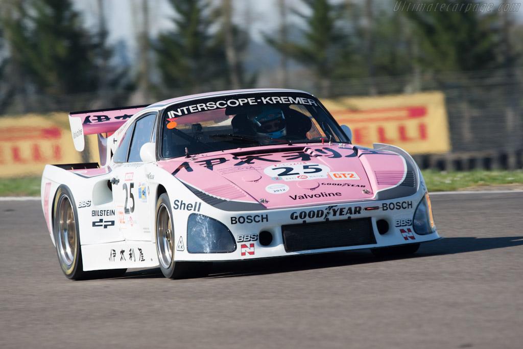 Porsche 935 K3 - Chassis: 001 0020   - 2012 Coupes de Paques