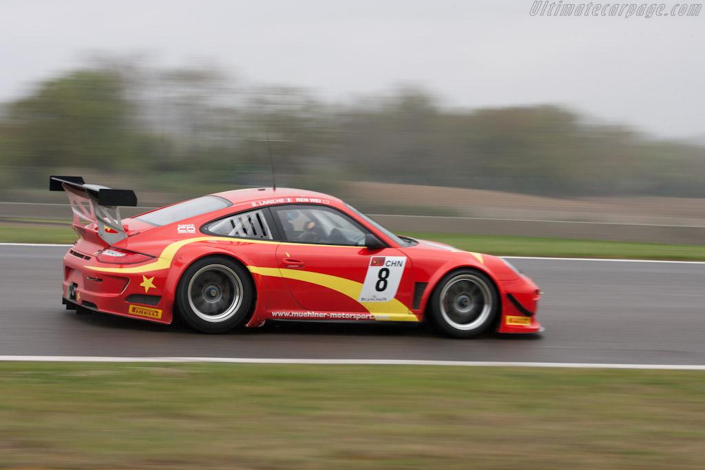 Porsche 997 GT3 R    - 2012 Coupes de Paques