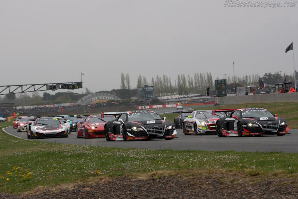 Qualifying Race Start    - 2012 Coupes de Paques
