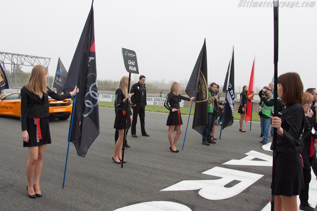 Race 2 Grid    - 2012 Coupes de Paques