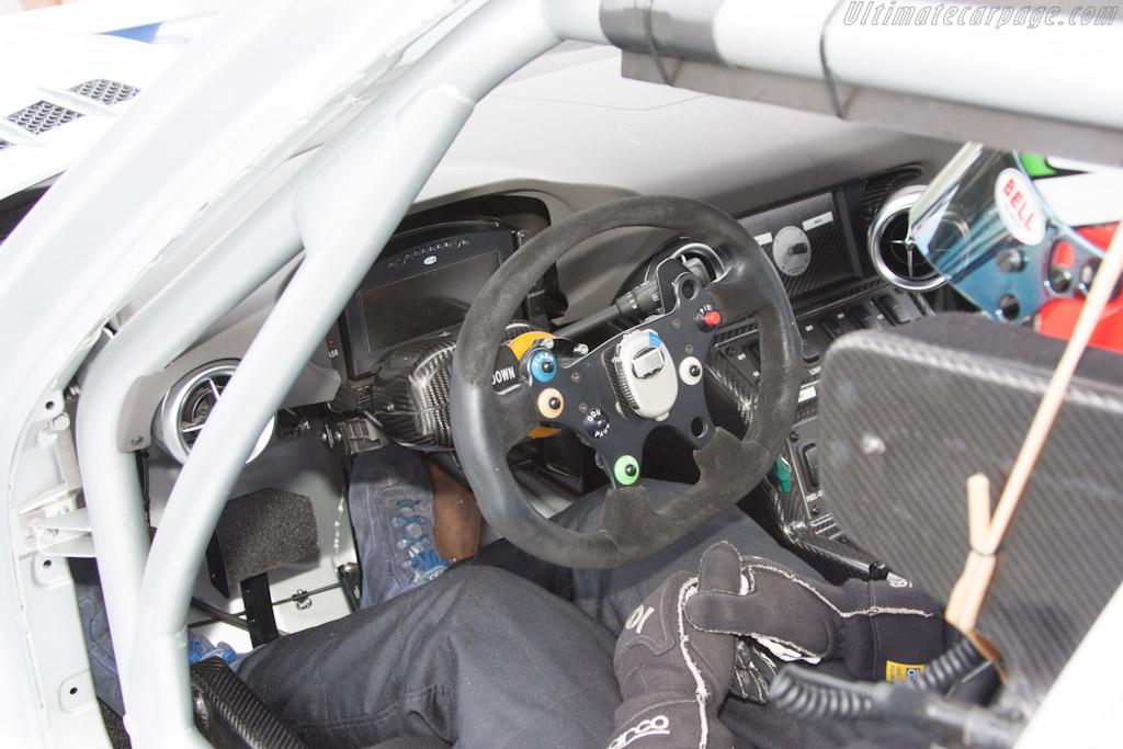 SLS AMG GT3 Office    - 2012 Coupes de Paques