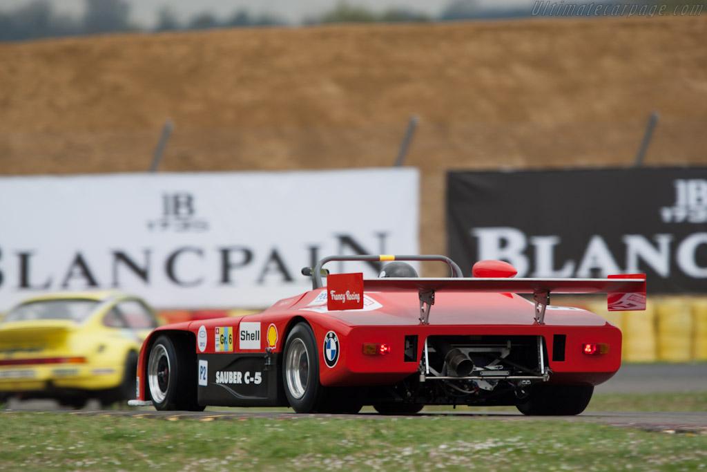 Sauber C5 - Chassis: C05.001   - 2012 Coupes de Paques