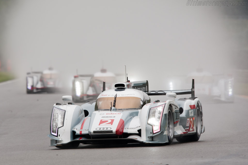 Off they go    - 2012 WEC 6 Hours of Spa-Francorchamps
