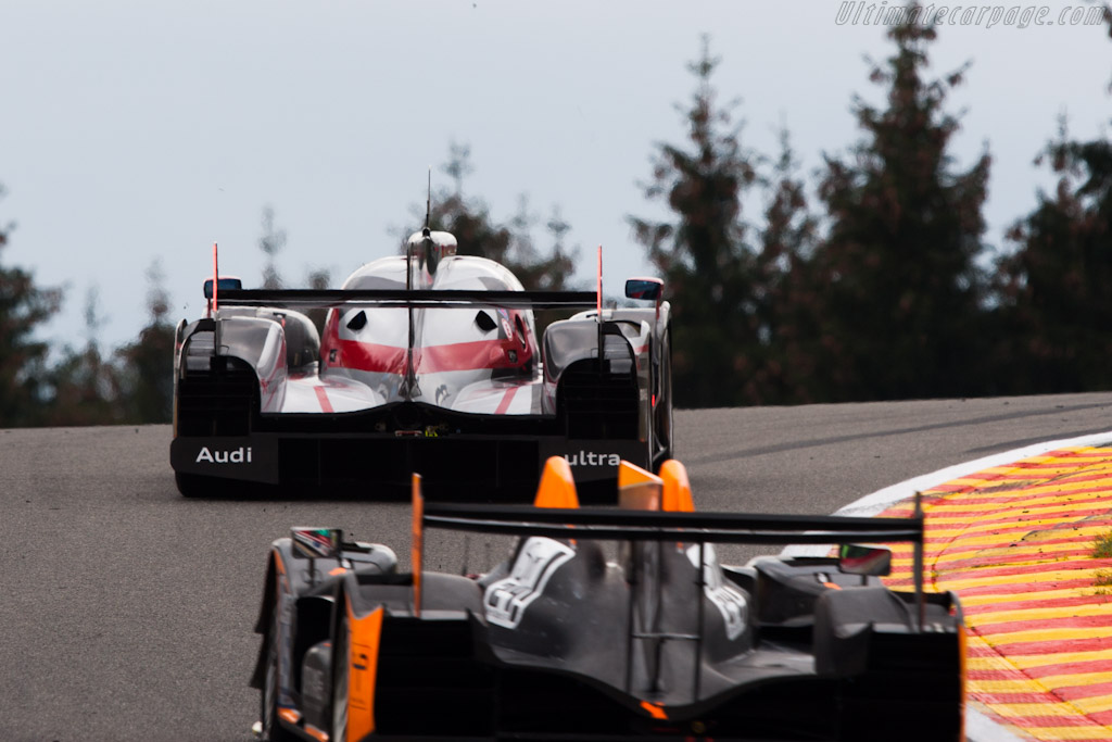 Audi R18 Ultra    - 2012 WEC 6 Hours of Spa-Francorchamps