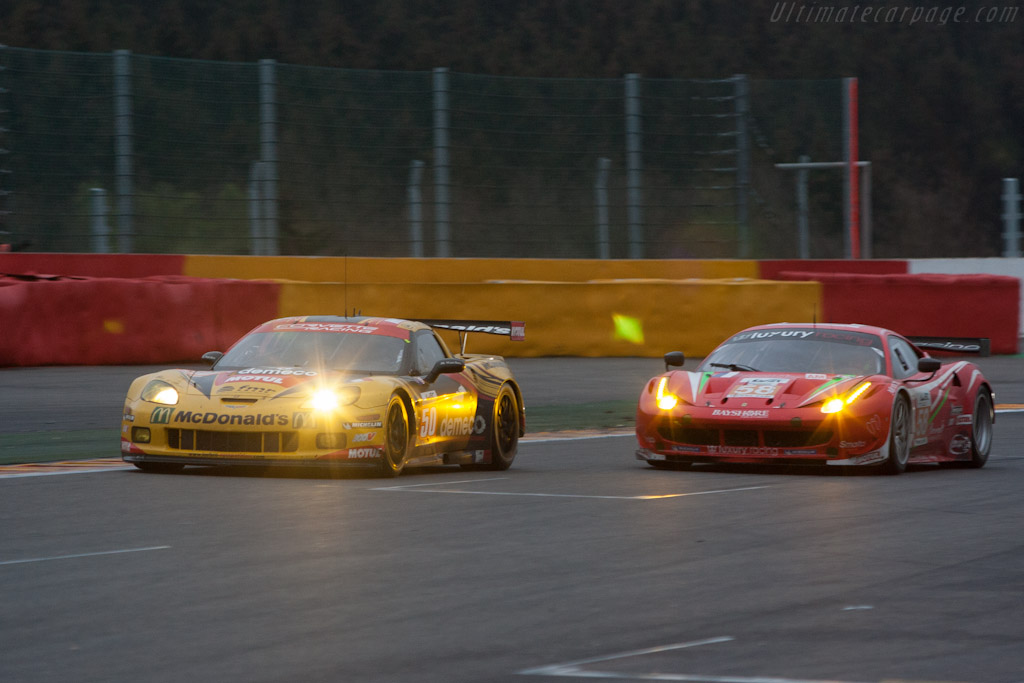 Chevrolet Corvette ZR1 GT2    - 2012 WEC 6 Hours of Spa-Francorchamps
