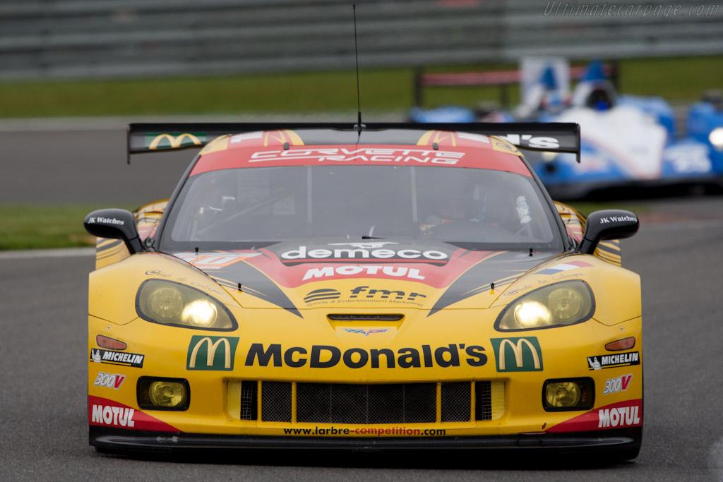 Chevrolet Corvette ZR1 GT2    - 2012 WEC 6 Hours of Spa-Francorchamps