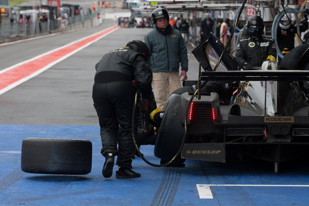 Floating wheel    - 2012 WEC 6 Hours of Spa-Francorchamps