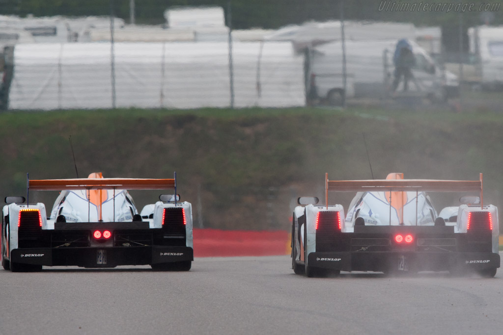 Gulf Racing Lolas    - 2012 WEC 6 Hours of Spa-Francorchamps