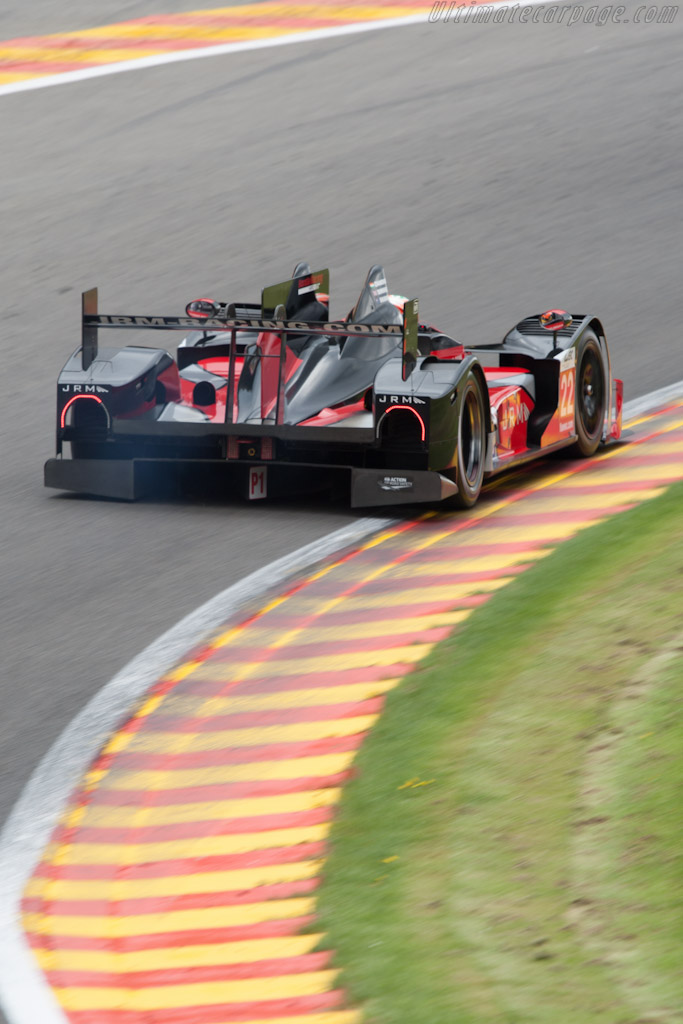 HPD ARX-03a - Chassis: 01   - 2012 WEC 6 Hours of Spa-Francorchamps