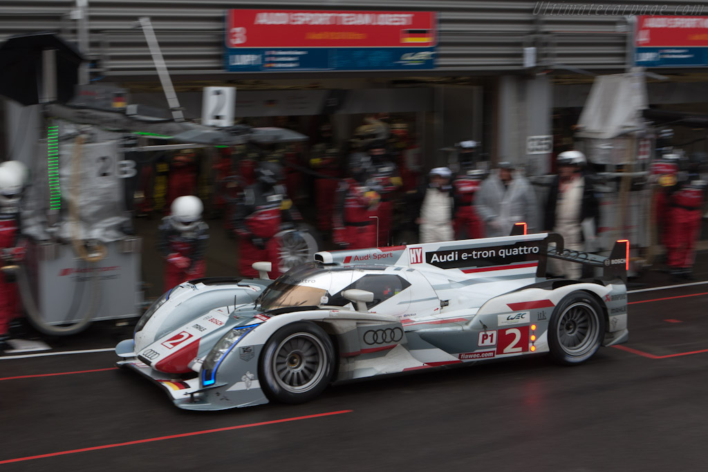 Incoming    - 2012 WEC 6 Hours of Spa-Francorchamps