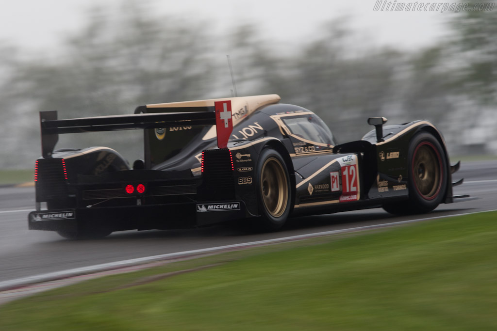 Lola B12/60 Toyota    - 2012 WEC 6 Hours of Spa-Francorchamps