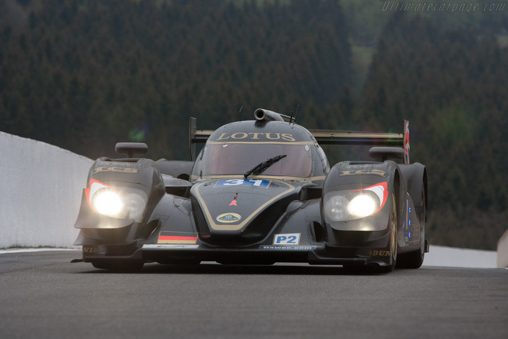 Lola B12/80 Judd    - 2012 WEC 6 Hours of Spa-Francorchamps