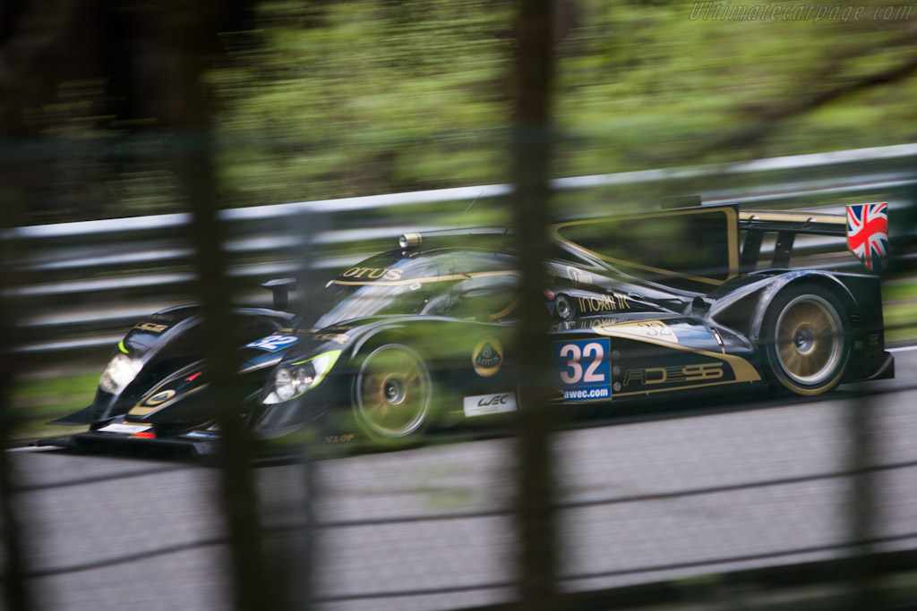 Lola B12/80 Lotus    - 2012 WEC 6 Hours of Spa-Francorchamps