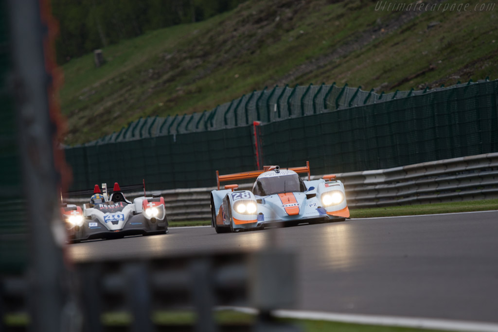 Lola B12/80 Nissan    - 2012 WEC 6 Hours of Spa-Francorchamps