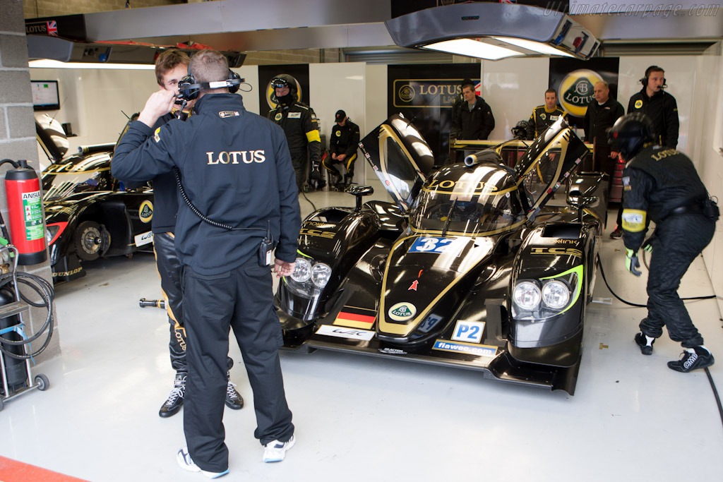 Lotus LMP2    - 2012 WEC 6 Hours of Spa-Francorchamps