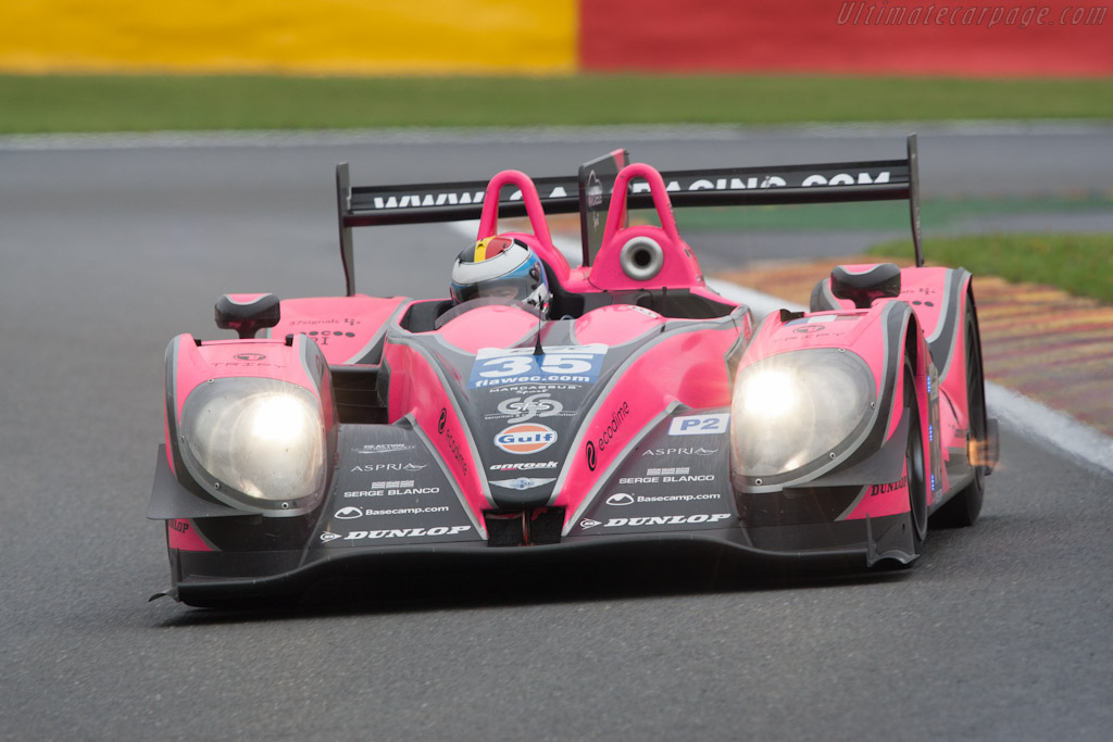 Morgan LMP2 Judd    - 2012 WEC 6 Hours of Spa-Francorchamps