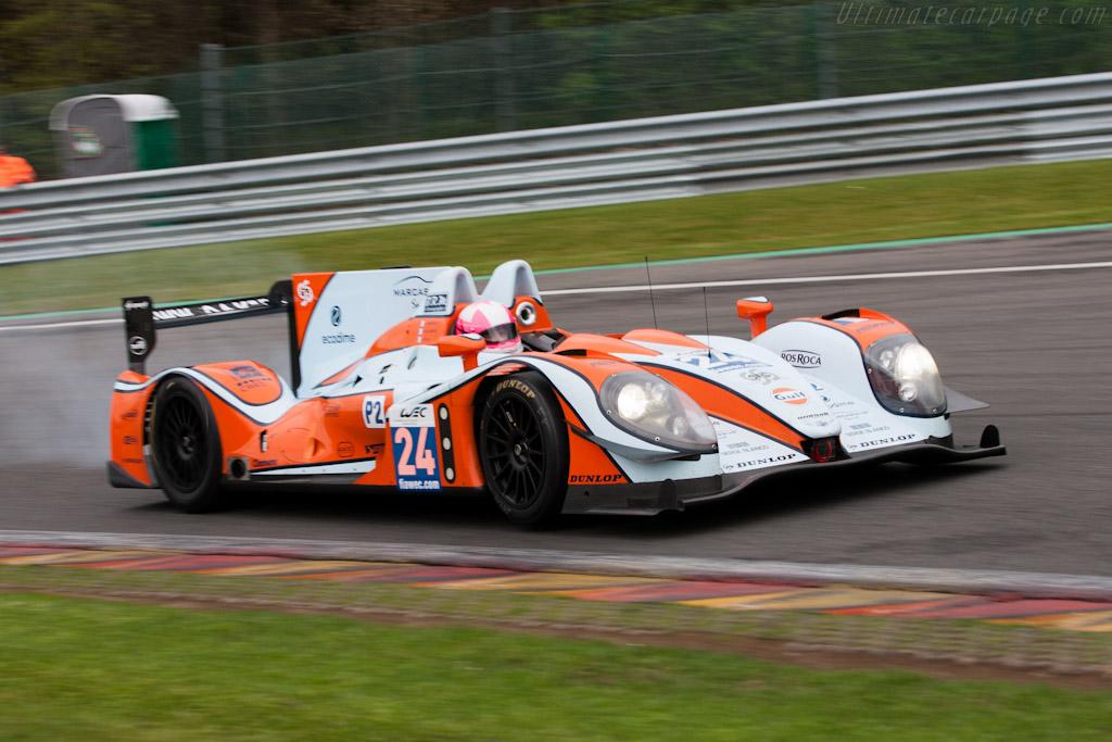 Morgan LMP2 Judd    - 2012 WEC 6 Hours of Spa-Francorchamps