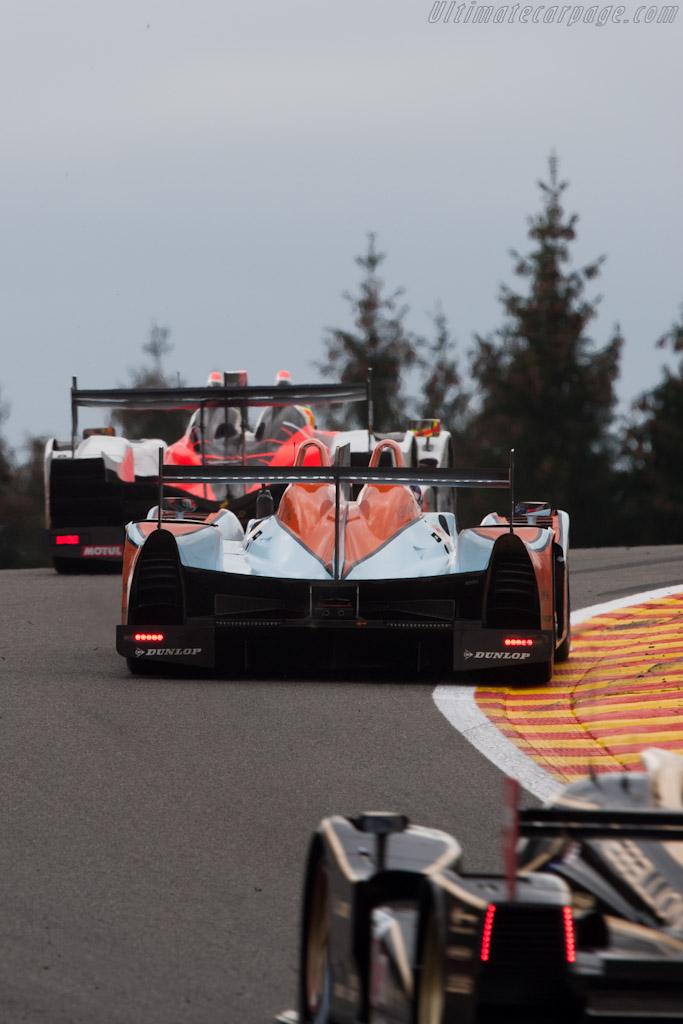 Oak-Pescarolo 01 Judd    - 2012 WEC 6 Hours of Spa-Francorchamps
